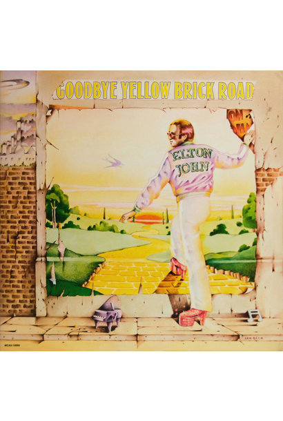 Elton John • Goodbye Yellow Brick Road (2LP)