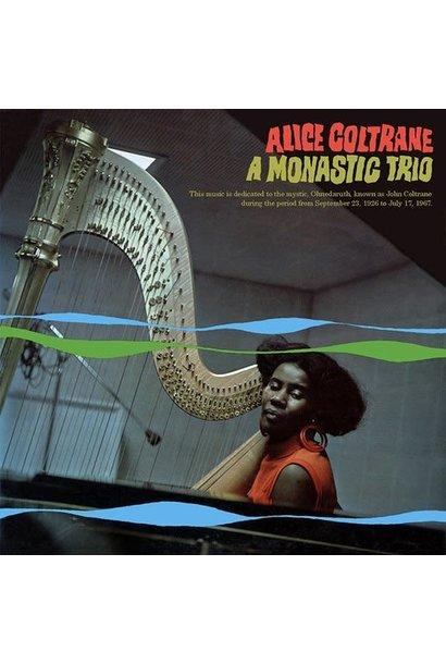Alice Coltrane • A Monastic Trio