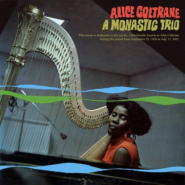 Alice Coltrane • A Monastic Trio-1