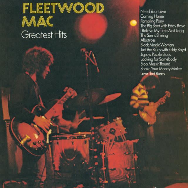 Fleetwood Mac • Greatest Hits-1