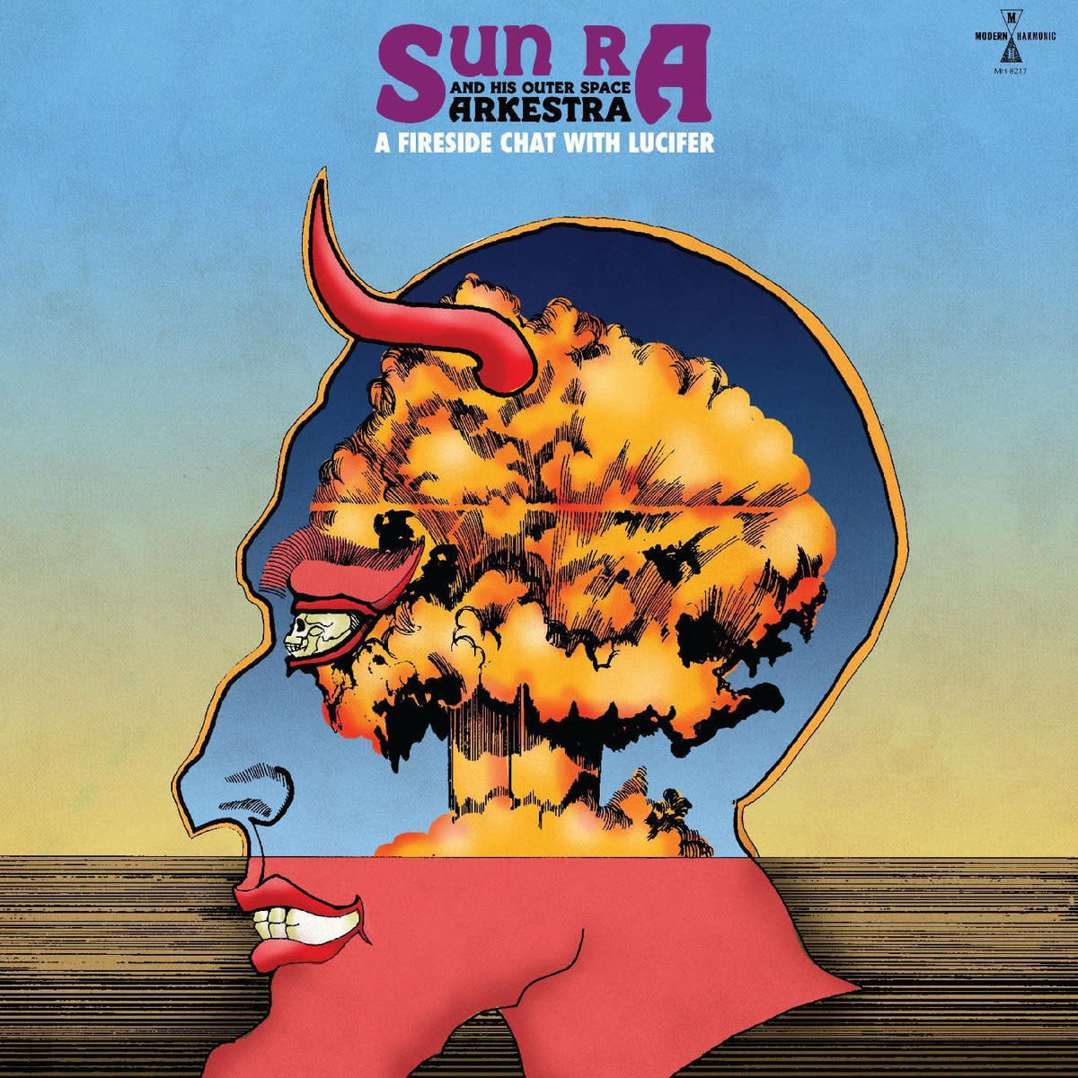 Sun Ra • A Fireside Chat with Lucifer-1