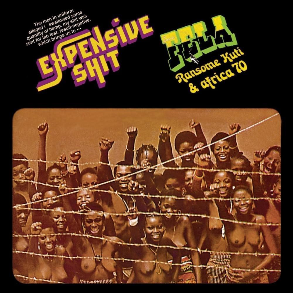 Fela Kuti • Expensive Shit-1