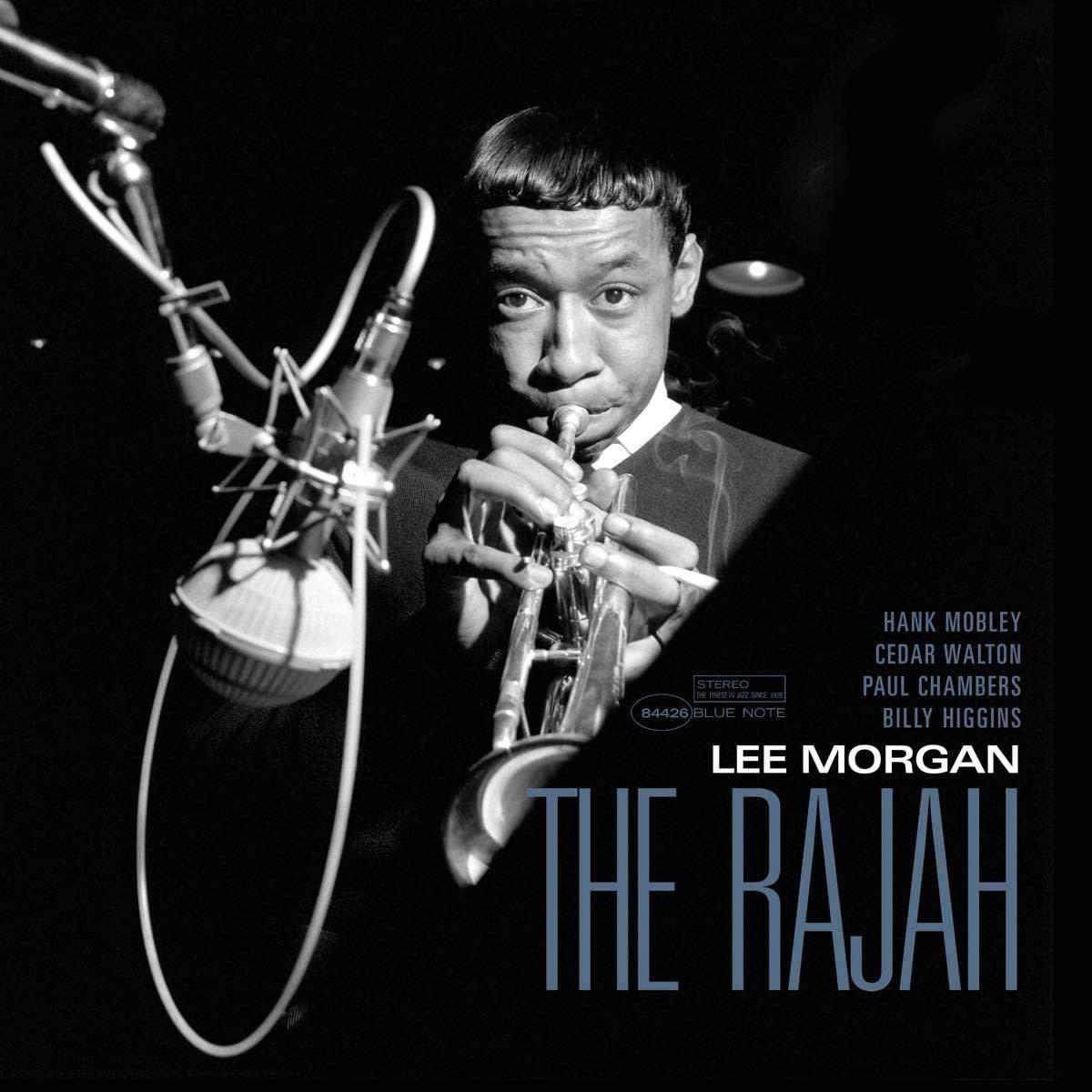 Lee Morgan • The Rajah-1