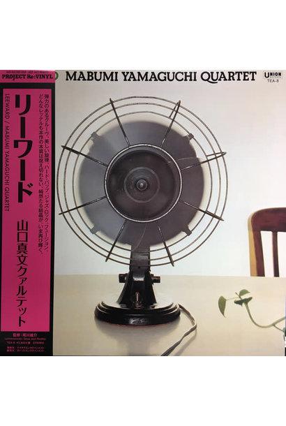 Mabumi Yamaguchi Quartet • Leeward