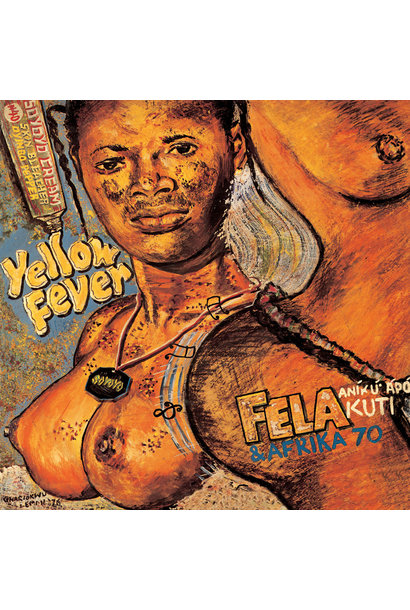 Fela Kuti • Yellow Fever
