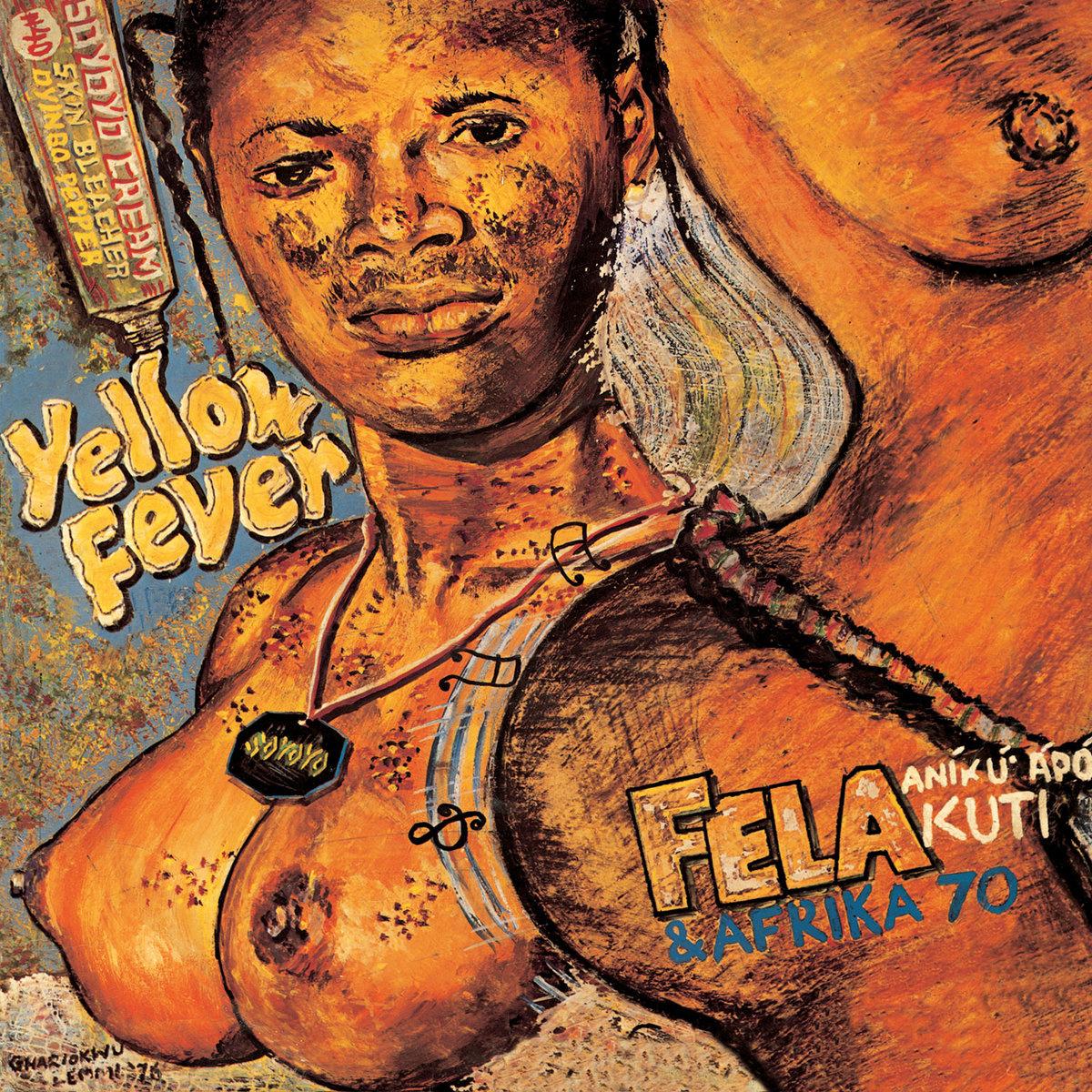 Fela Kuti • Yellow Fever-1