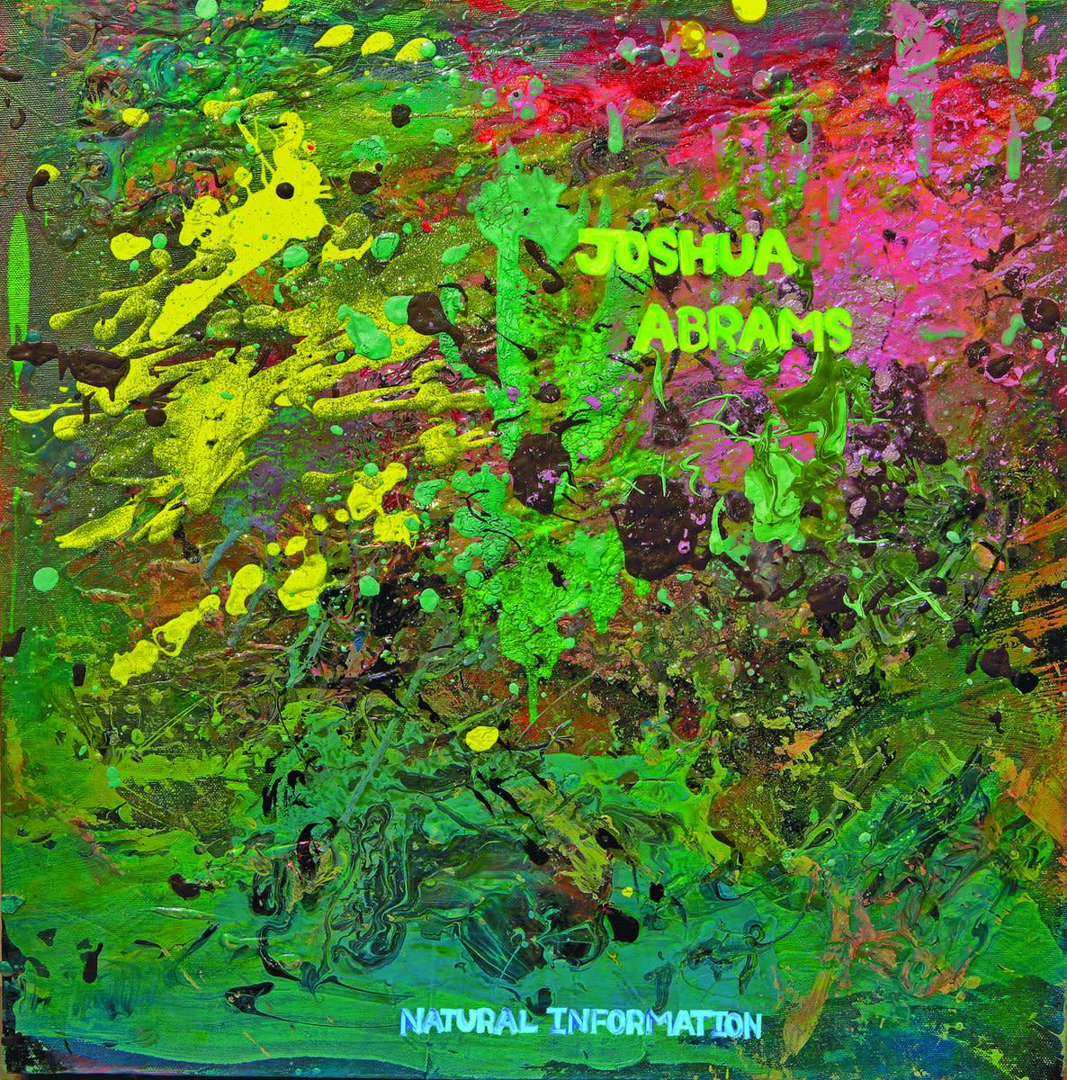 Joshua Abrams • Natural Information-1