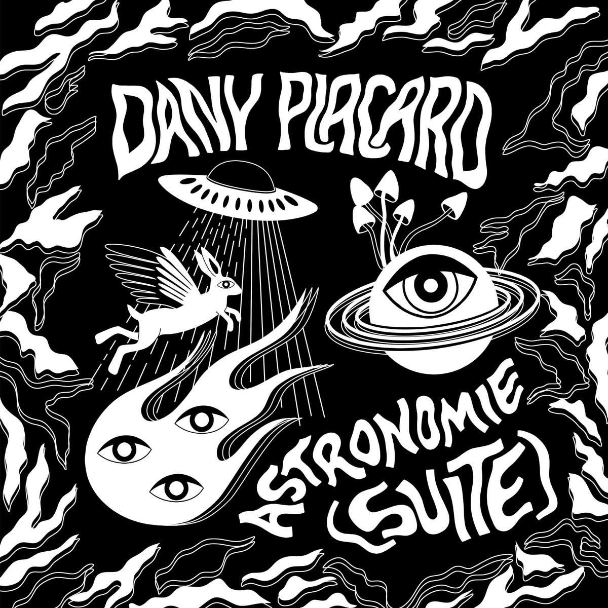 Dany Placard • Astronomie (suite)-1