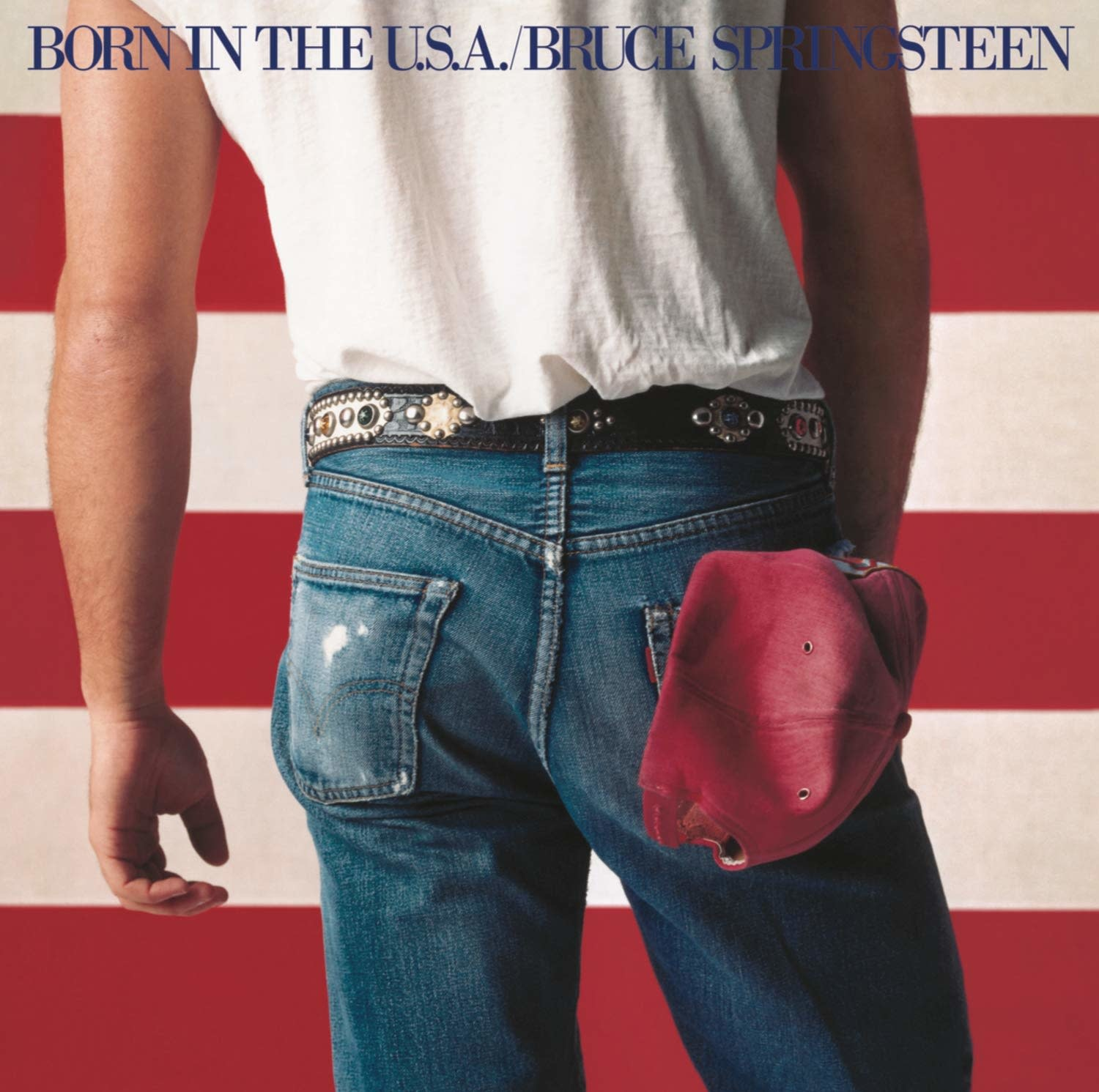 Bruce Springsteen • Born in the U.S.A.-1