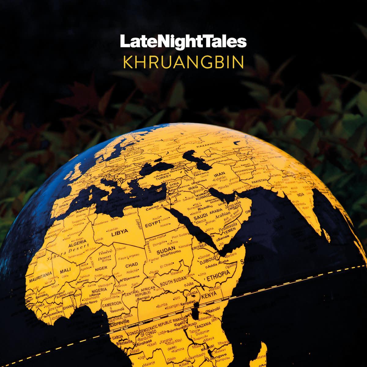 Khruangbin • Late Night Tales (2LP, 180g)-1