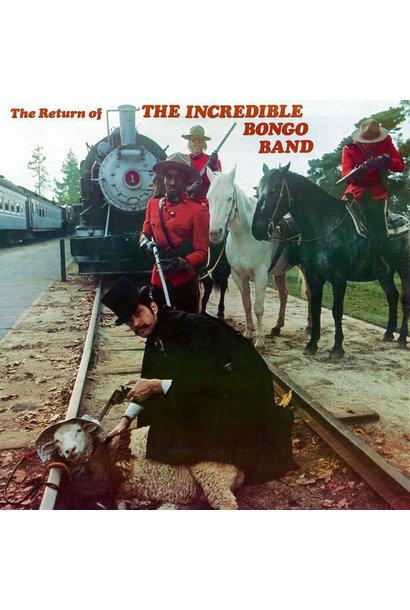 Incredible Bongo Band • The Return of the Incredible Bongo Band