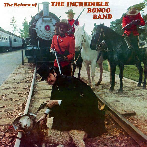 Incredible Bongo Band • The Return of the Incredible Bongo Band-1
