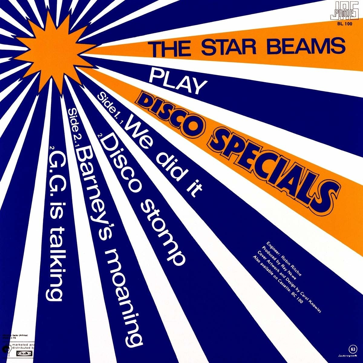 Star Beams • Play Disco Specials-1