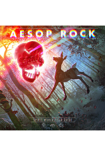 Aesop Rock • Spirit World Field Guide (2LP transparents)