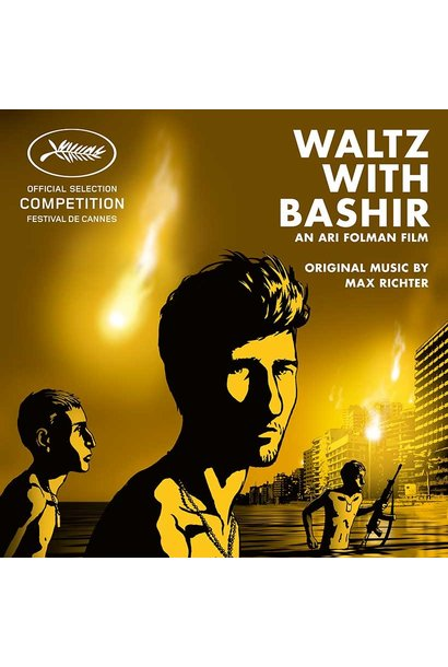 Max Richter • Waltz with Bashir (trame sonore)