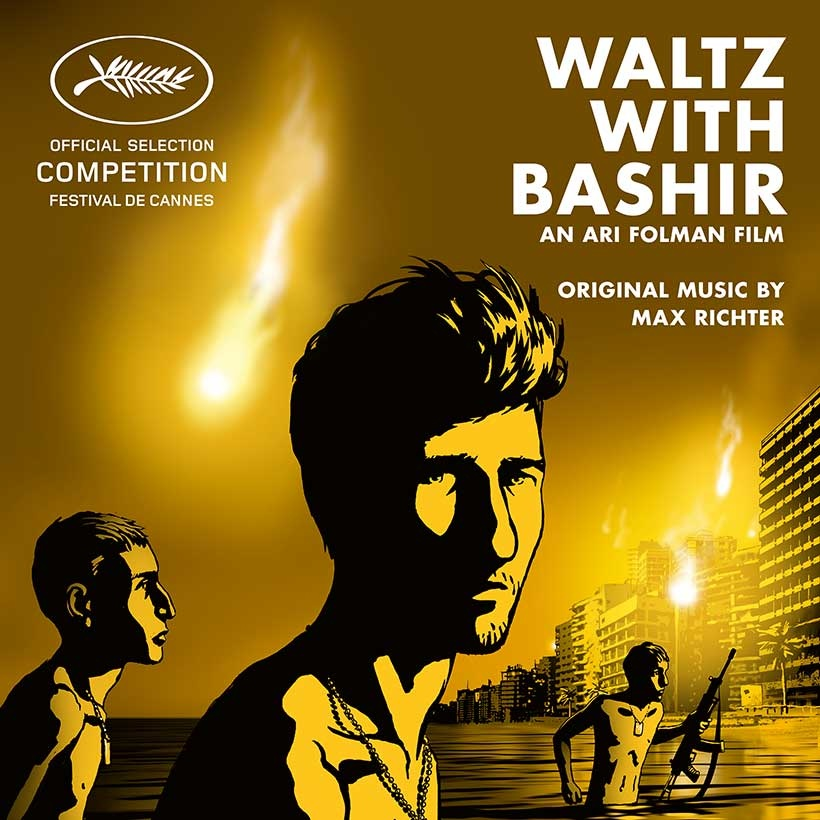 Max Richter • Waltz with Bashir (trame sonore)-1