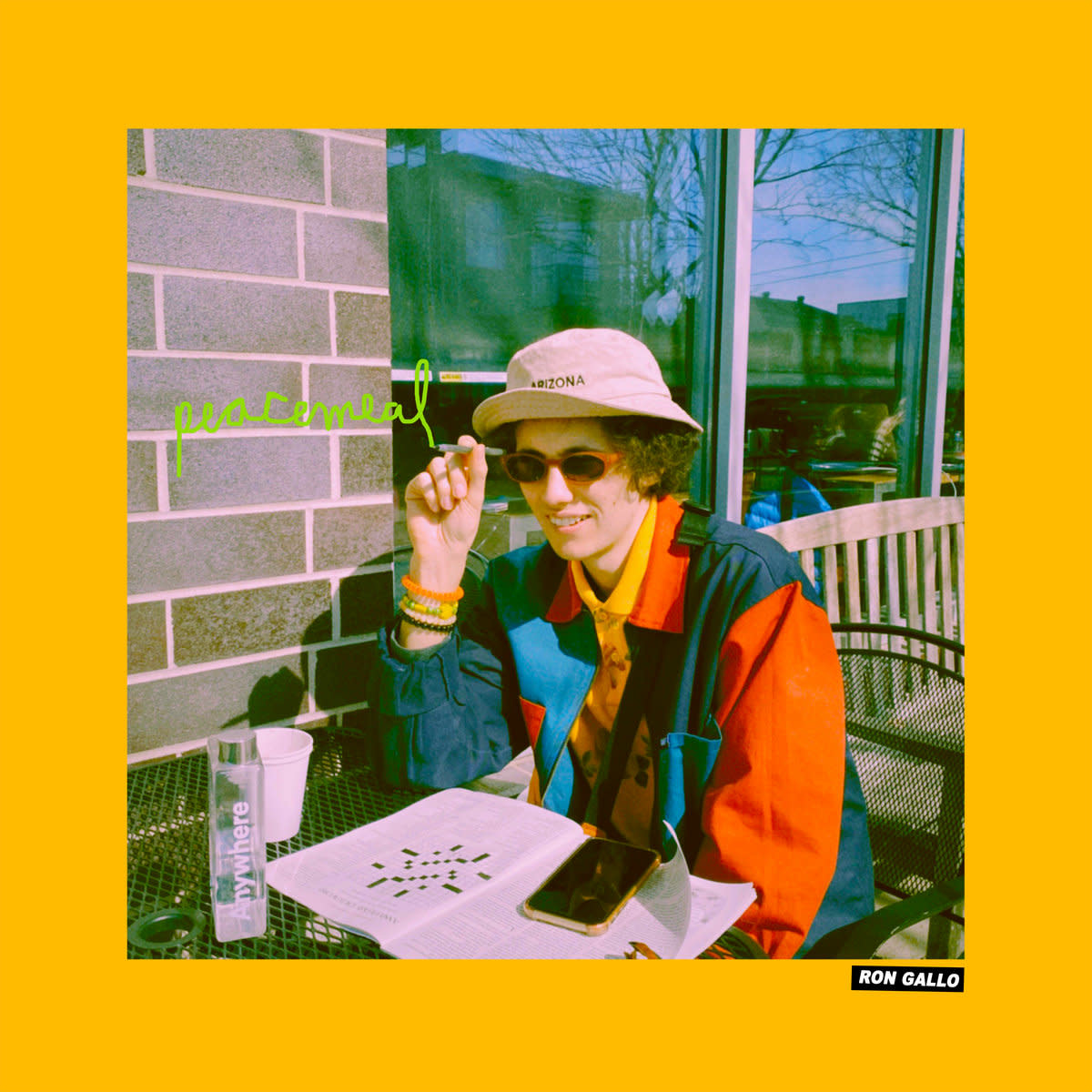 Ron Gallo • Peacemeal-1