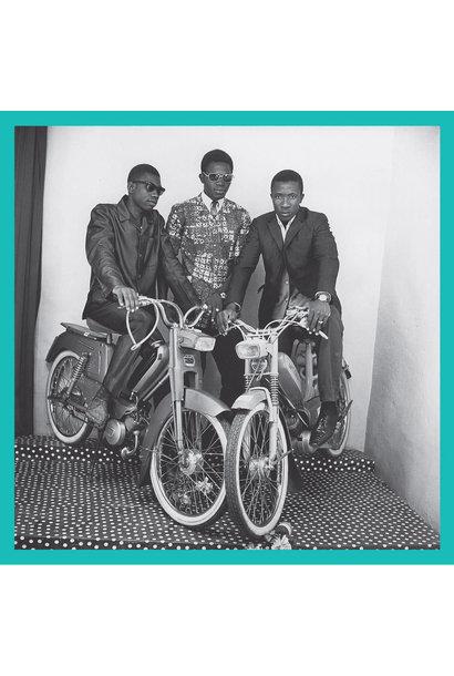 Artistes Variés • The Original Sound Of Mali (2LP, édition couleur)