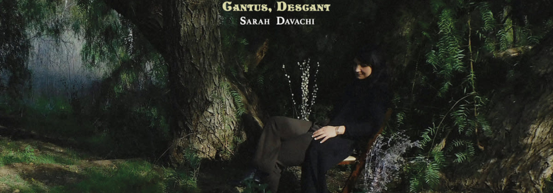 Sarah Davachi • Cantus, Descent