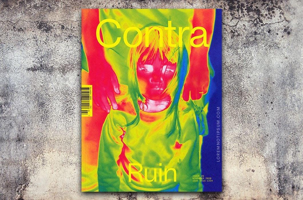 Contra, issue 03 • Ruin-1