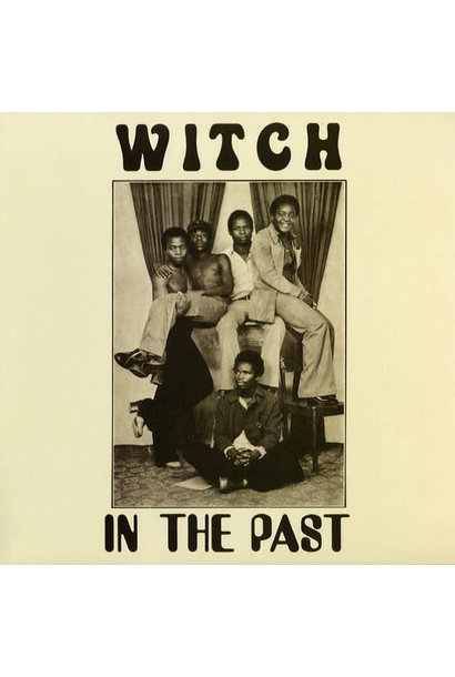 The Witch • In The Past (édition couleur)