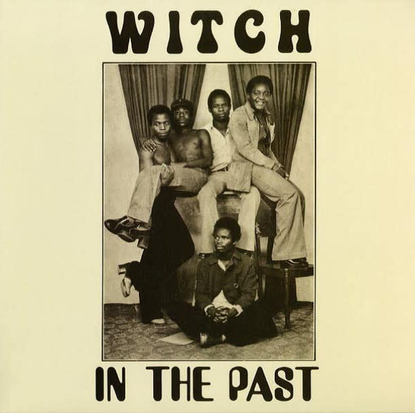 The Witch • In The Past (édition couleur)-1