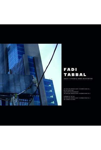 Fadi Tabbal • Subject To Potential Errors And Distortions