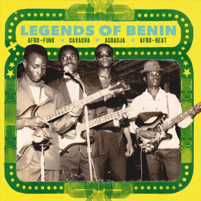 Artistes Variés • Legends of Benin-1
