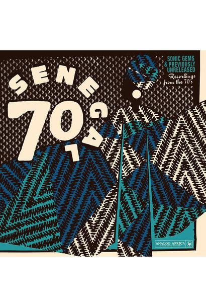 Artistes Variés • Senegal 70