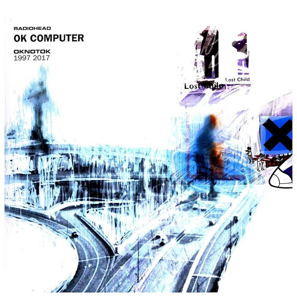 Radiohead • OK Computer - OKNOTOK 3LP-1