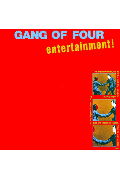 Gang Of Four • Entertainment!