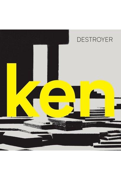Destroyer • Ken (édition limitée vinyle jaune)