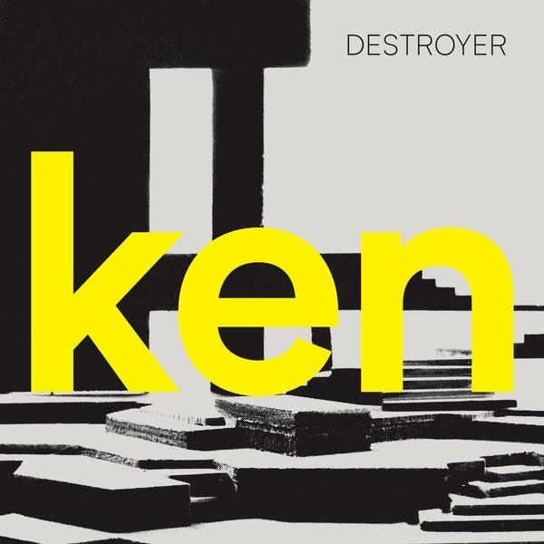 Destroyer • Ken (édition limitée vinyle jaune)-1