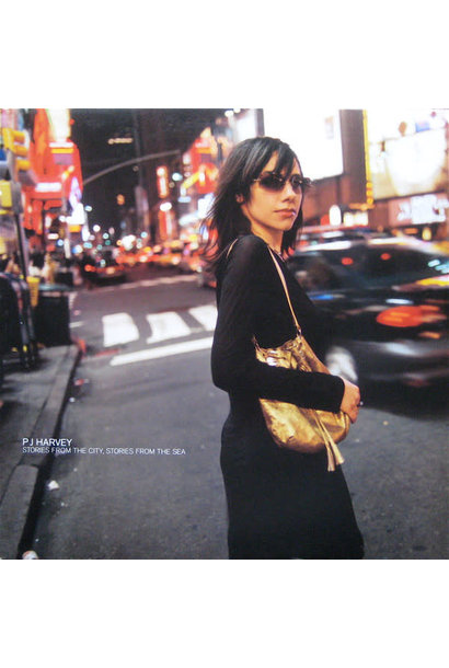 PJ Harvey • Stories from the City, Stories from the Sea