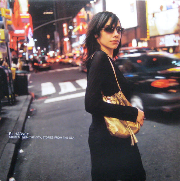 PJ Harvey • Stories from the City, Stories from the Sea-1