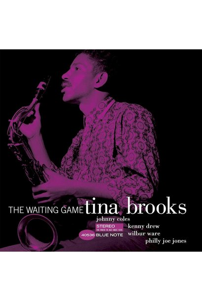 Tina Brooks • The Waiting Game (série Tone Poet)