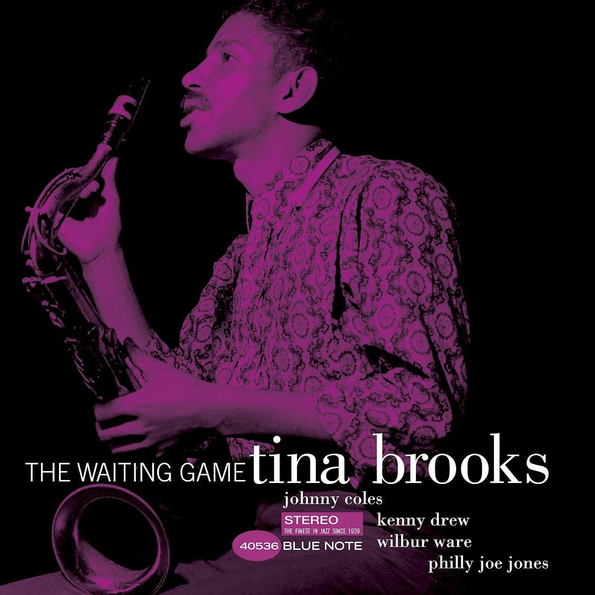 Tina Brooks • The Waiting Game (série Tone Poet)-1