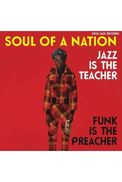Artistes Variés • Soul Of A Nation 2 (Jazz Is The Teacher Funk Is The Preacher)