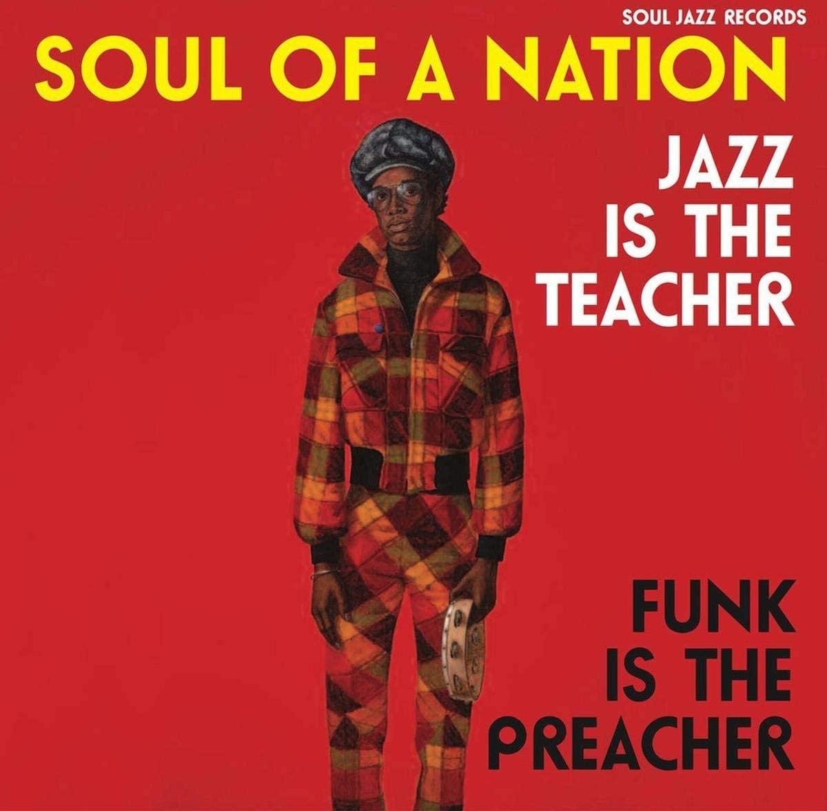Artistes Variés • Soul Of A Nation 2 (Jazz Is The Teacher Funk Is The Preacher)-1