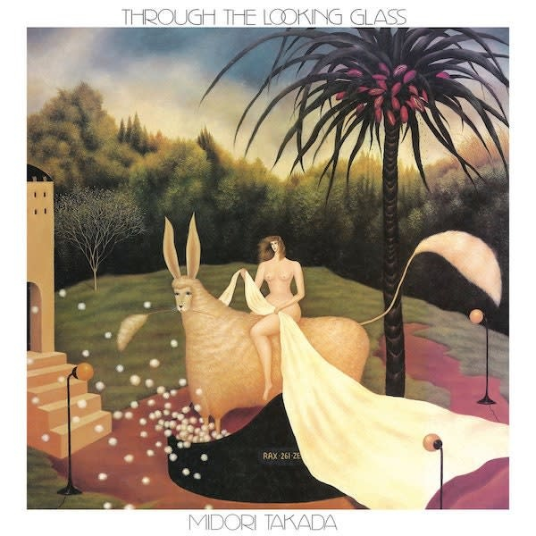 Midori Takada • Through The Looking Glass (édition deluxe gatefold 180g, 45rpm)-1