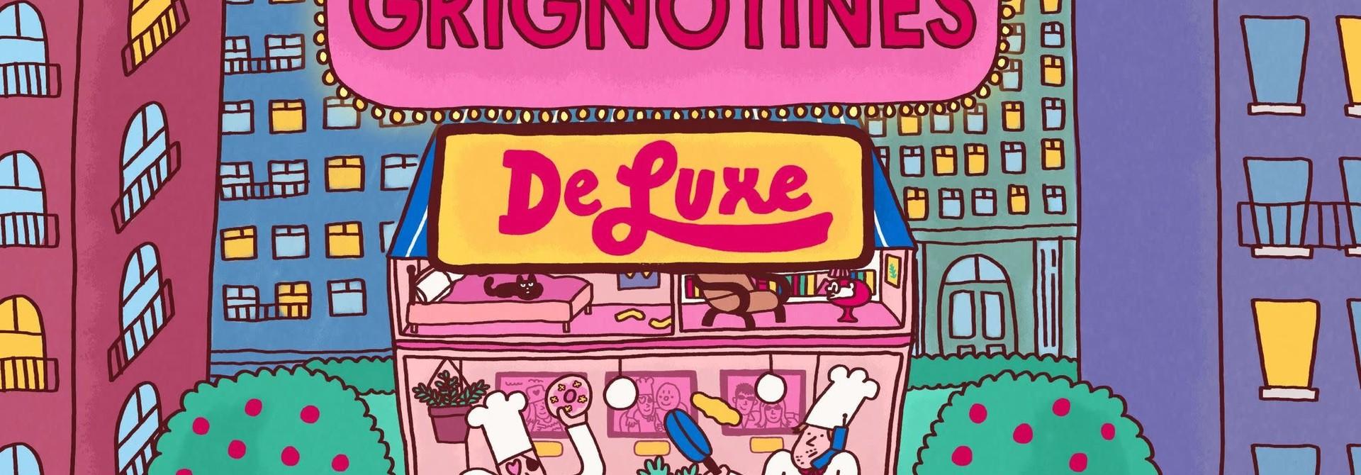 FouKi • Grignotines de Luxe (édition couleur)
