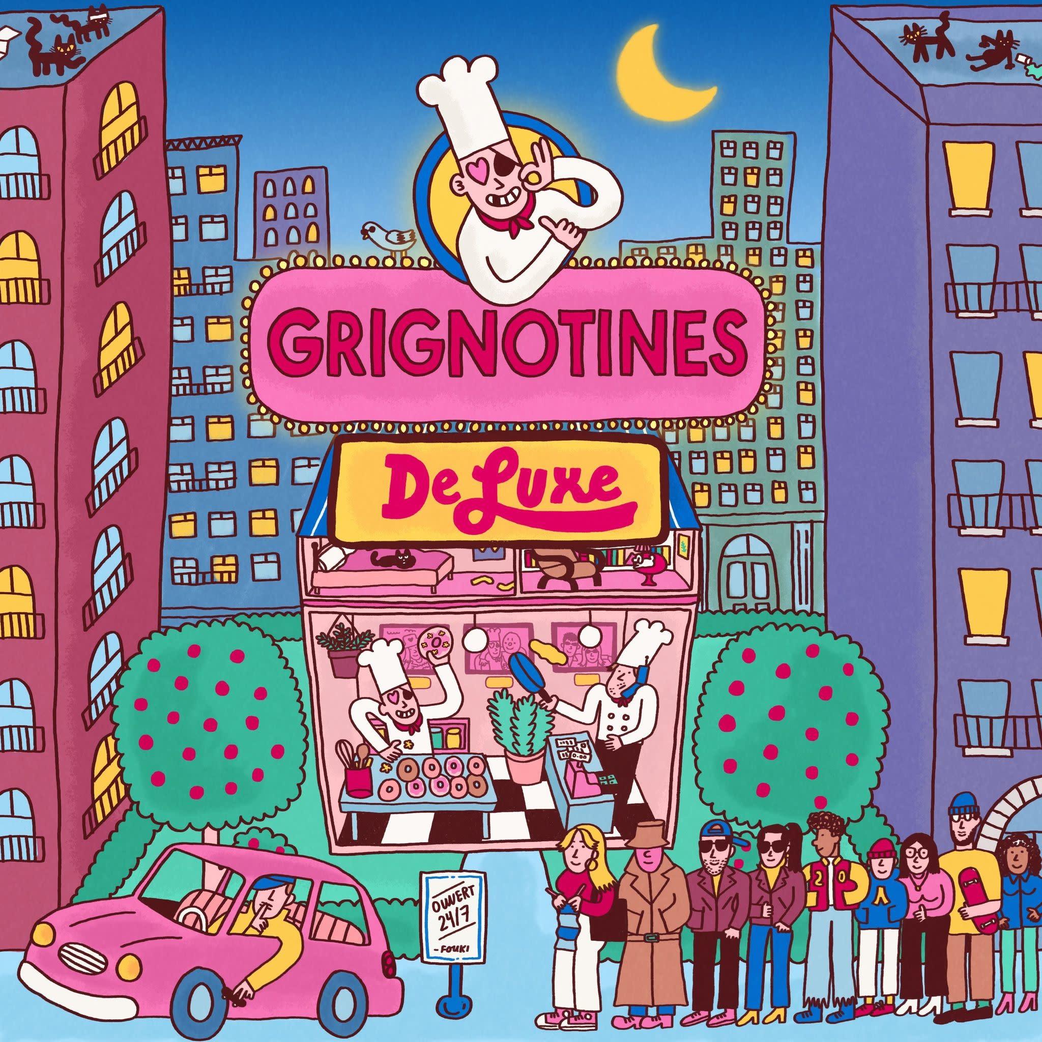 FouKi • Grignotines de Luxe (édition couleur)-1