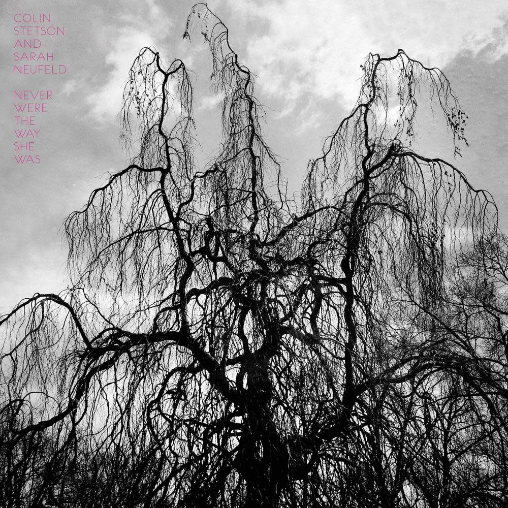 Colin Stetson & Sarah Neufeld • Never Were The Way She Was (180g)-1
