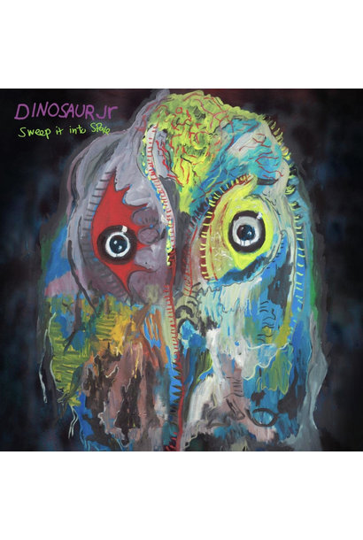 Dinosaur Jr • Sweep it Into Space (édition couleur)