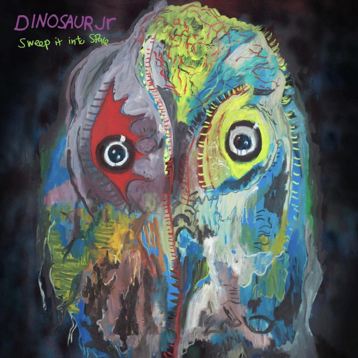 Dinosaur Jr • Sweep it Into Space (édition couleur)-1
