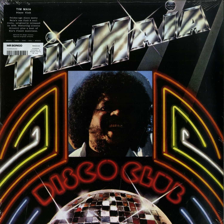 Tim Maia • Disco Club-1