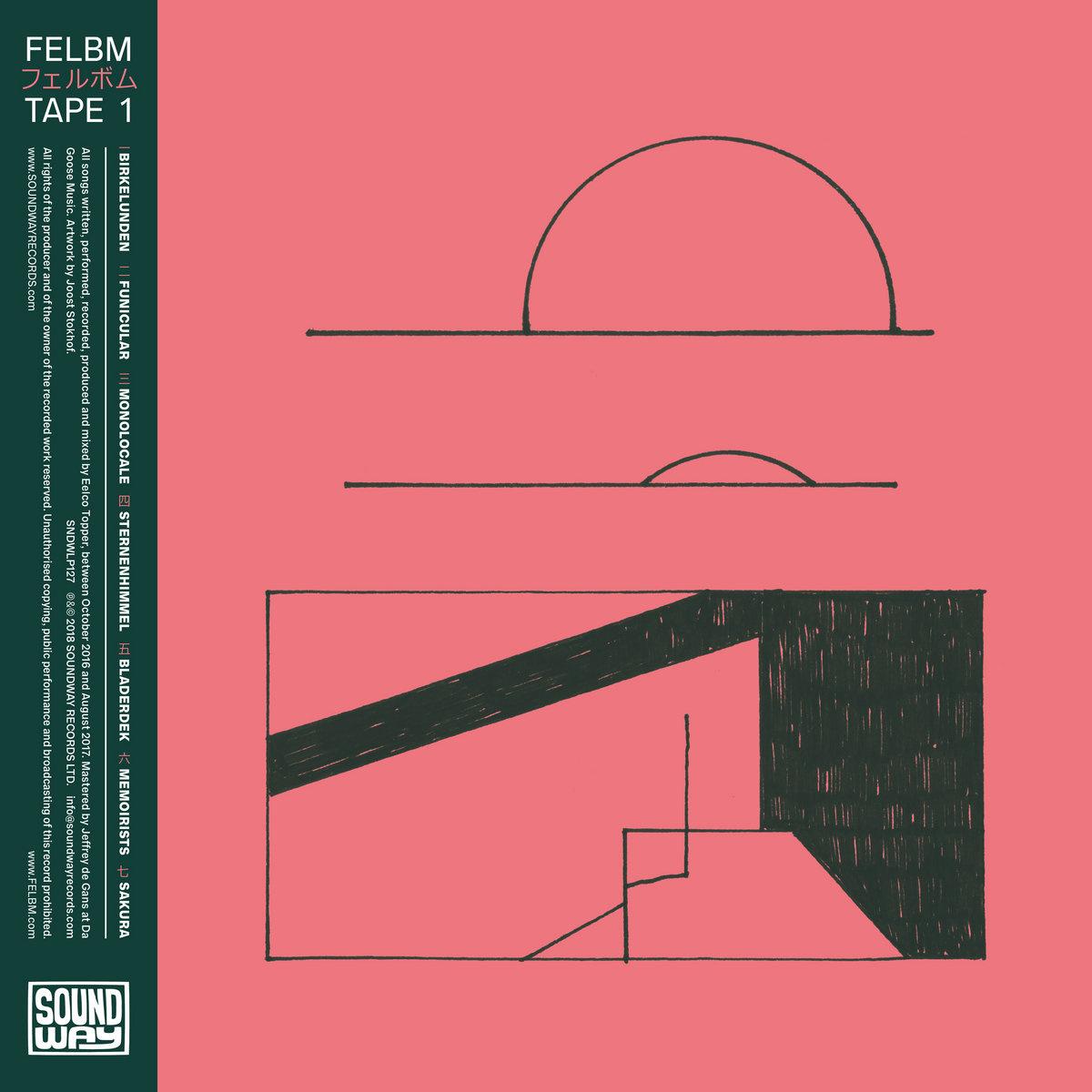 Felbm • Tape 1 / Tape 2-1