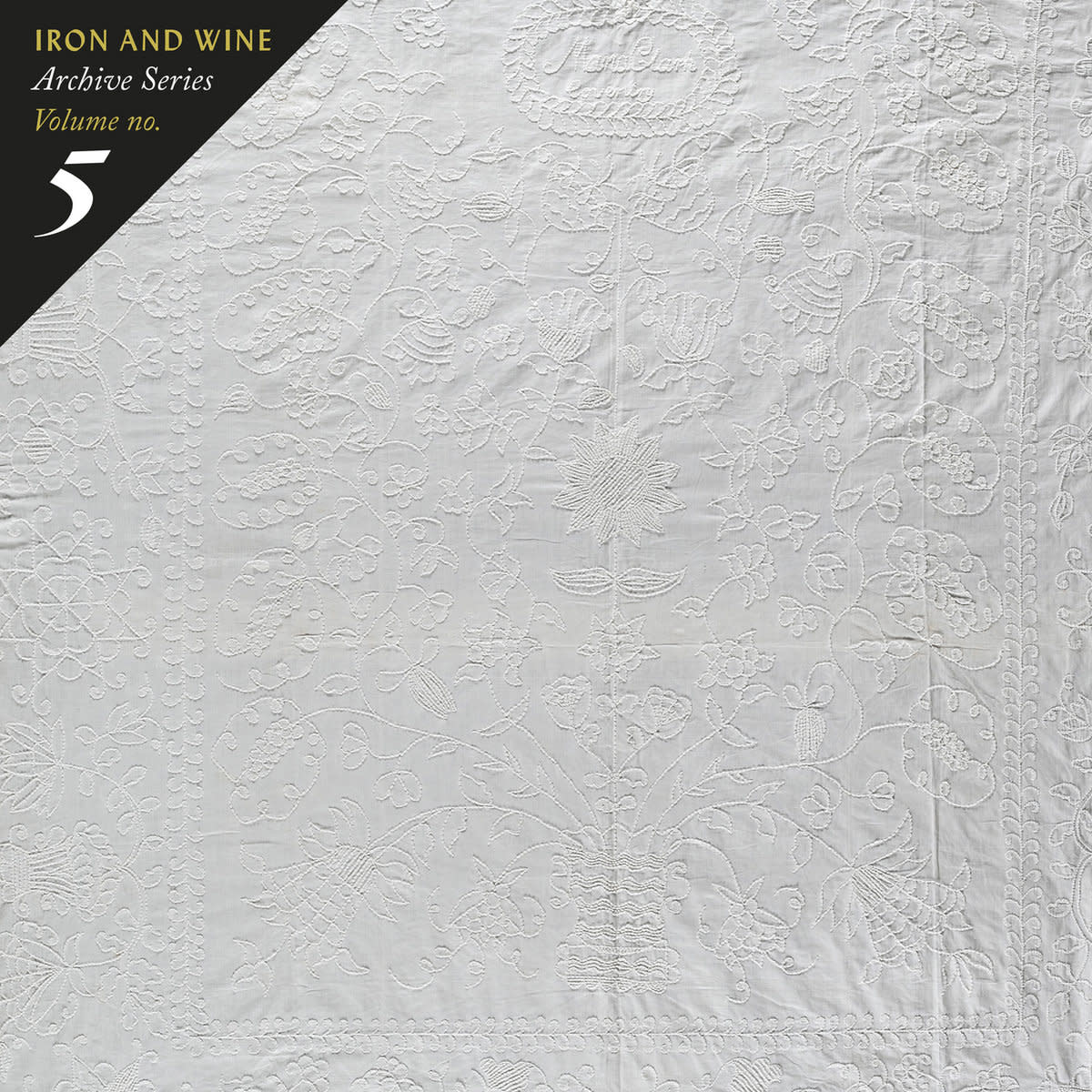 Iron & Wine • Archive Series Volume No. 5: Tallahassee Recordings-1