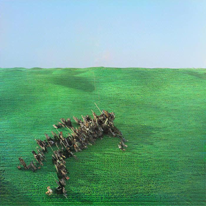 Squid • Bright Green field (2LP)-1