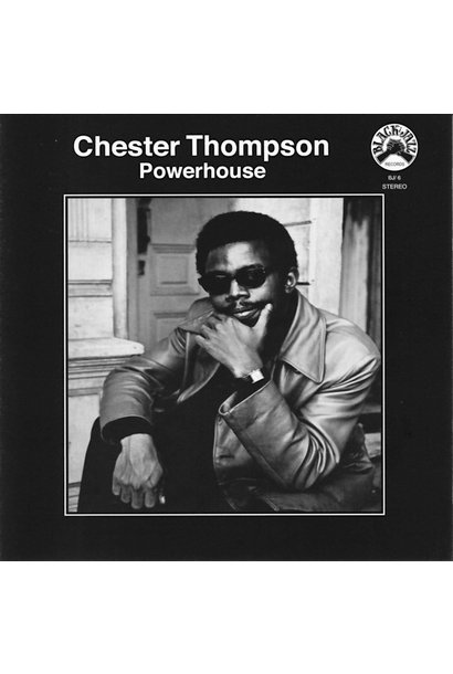 Chester Thompson • Powerhouse